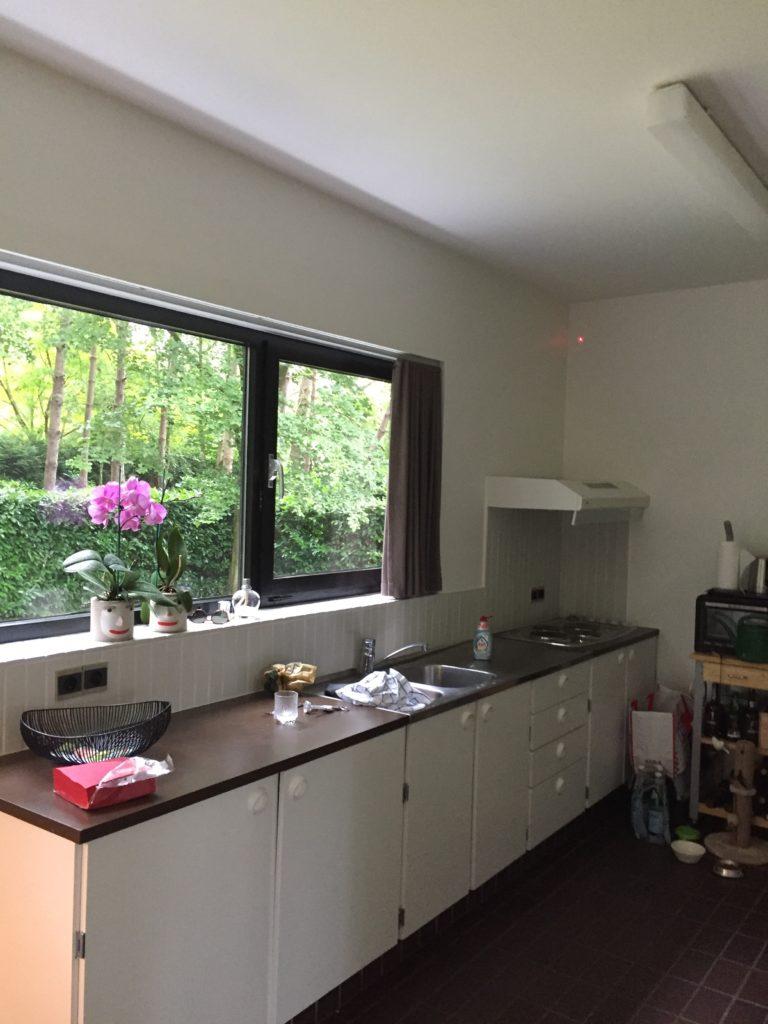 keuken interieur renovatie