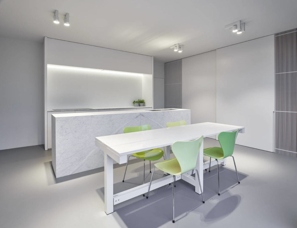 minus keuken Vlamertinge interieur